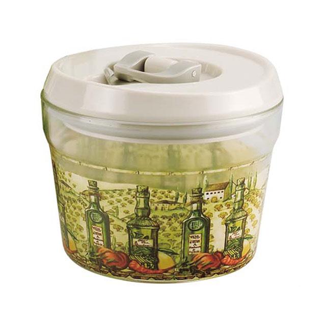 居元素(SENSE) 托斯卡纳 易扣密封储物罐 N9411412(Q) 350ml