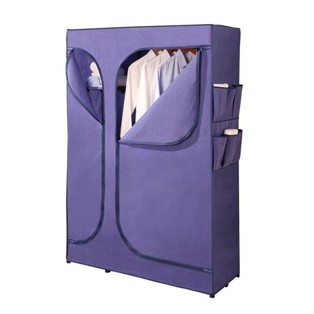 溢彩年华 多功能时尚衣橱 DKB2-031 紫色