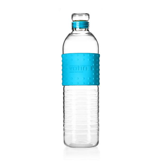 乐怡(VATIRI) 耐热糖果色玻璃瓶 VB0003 500ML(用友实体店自提)
