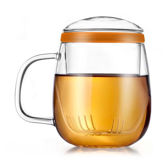 乐怡(VATIRI) 情侣三件玻璃杯 VTC0003 600ML
