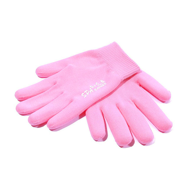 知足者 生姜精油SPA保湿凝胶手套