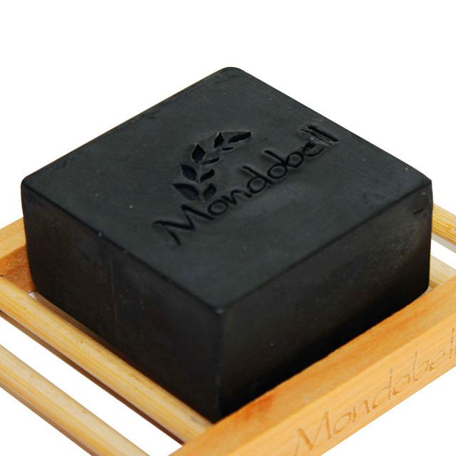 曼多贝尔(Mondobell)手工皂 竹炭手工皂 100g+15g