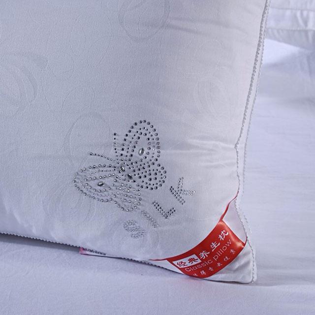 韩国爱茉莉 立体蚕丝枕