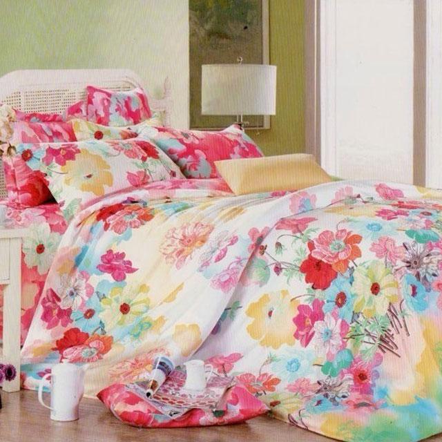 韩国爱茉莉 特价系列100%纯棉印花夏被