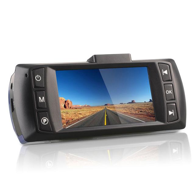 道路精灵(Roadspirit) 高清1080P夜视超薄高像素行车记录仪 SV-MD027