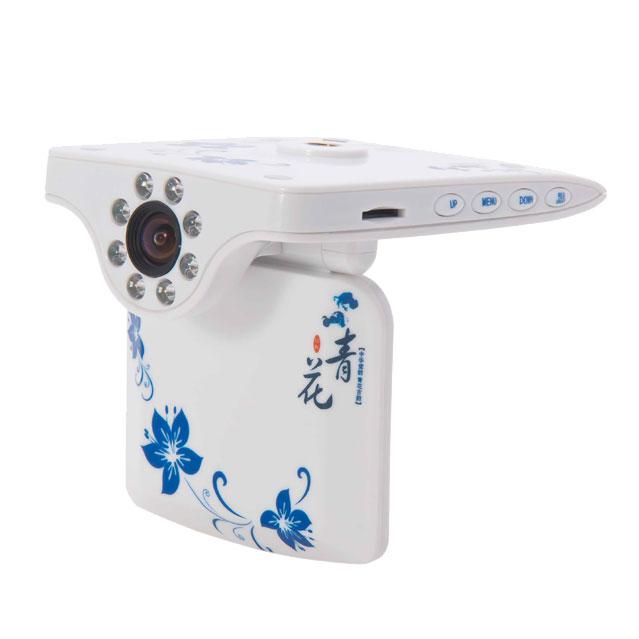 道路精灵(Roadspirit) 高清1080P夜视超薄高像素行车记录仪 SV-MD09HD