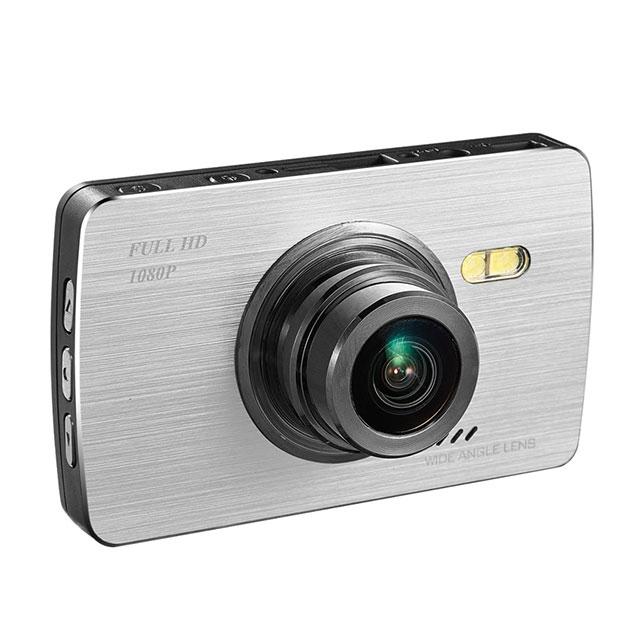 道路精灵(Roadspirit) 高清1080P夜视广角超薄高像素行车记录仪 SV-DRS011