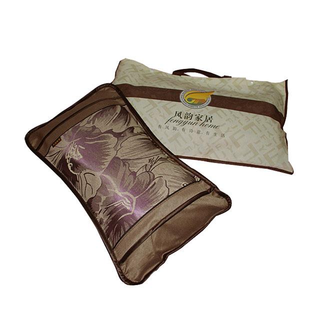 韩国 爱茉莉 冰丝凉席枕头 茶香枕芯