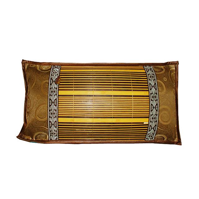 韩国 爱茉莉 竹条凉席枕头 茶香枕芯