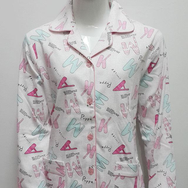 丝立方 silkcube 家居服 女式 V领 全棉 睡衣