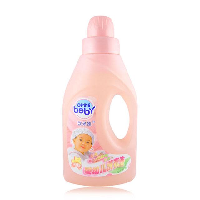 欧米娃(OMNi baby) 婴幼儿洗衣液 1L