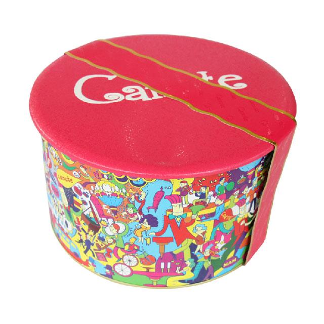 Canute 克努特 舞会礼盒装曲奇饼干 奶油味+咖啡味 320克
