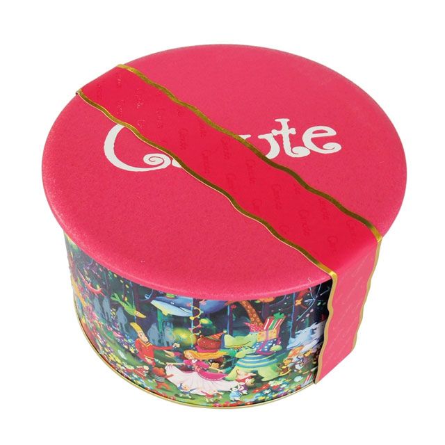 Canute 克努特 舞会礼盒装曲奇饼干 奶油味+巧克力味 320克