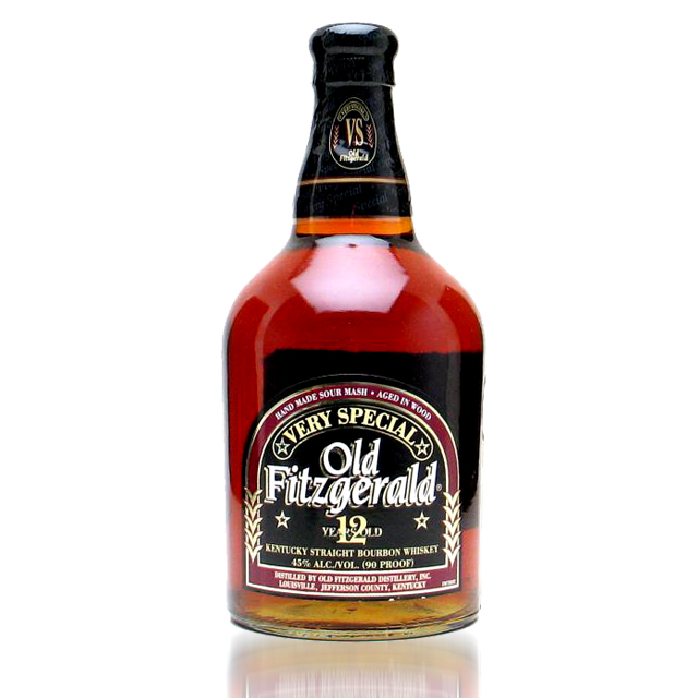 古典菲仕杰鲁德肯塔基纯正波本威士忌[Old Fitzgeralds (Bottled in Bond)]  肯塔基  YJ0811   700ml