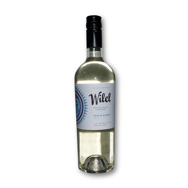 智利维力安2013年干白葡萄酒(Wilel Sauvignon Blanc Chardonnay) 维力安  PT2298  750ml