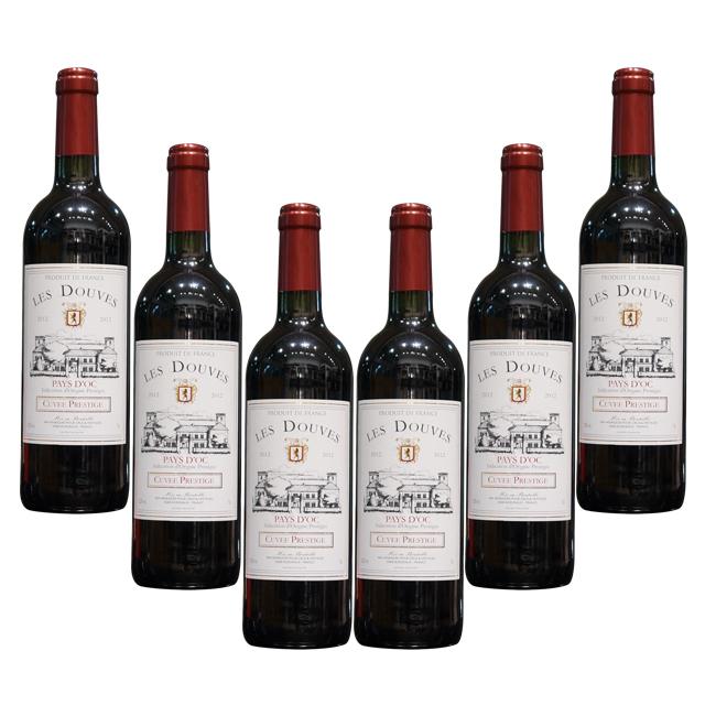 法国波尔多2012年干红葡萄酒(Chevalier Saint Romain Rouge VDP) 波尔多  PT2255  750ml*6