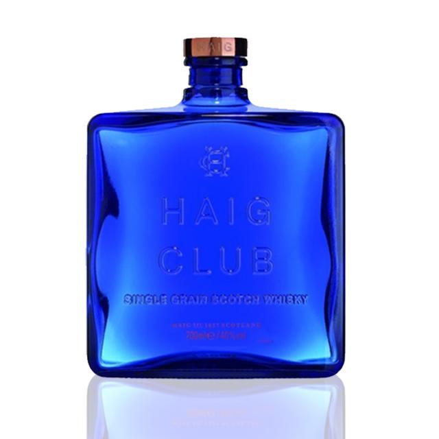 进口洋酒  瀚格蓝爵谷物苏格兰威士忌(HAIG CLUB)瀚格蓝爵 YJ2498 700ml
