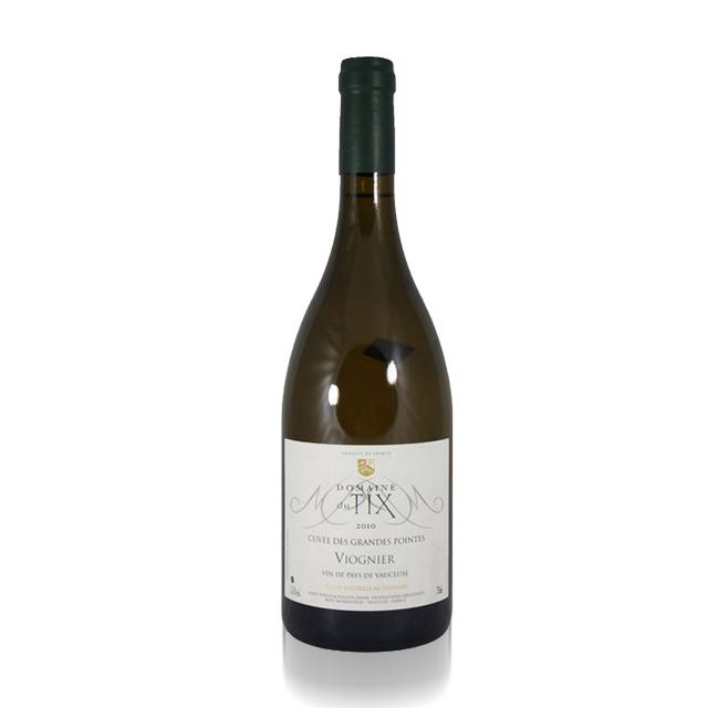 法国进口葡萄酒 多美斯威欧尼2011年干白葡萄酒(Domain du Tix Viognier) 多美斯  PT1977 750ml