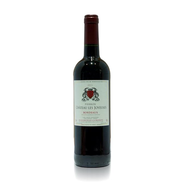 法国进口葡萄酒 佩隆庄园2011年干红葡萄酒(Château Pierron Rouge) 佩隆庄园 PT1560   750ml
