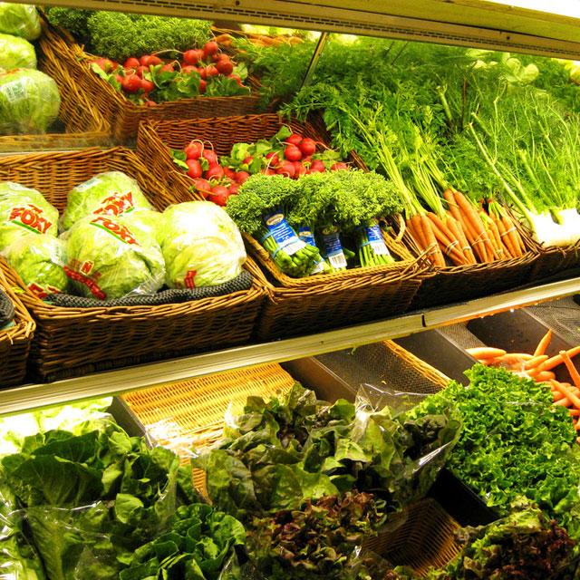 当天采摘绿色无人工化肥有机蔬菜 用友园区日配套餐59元(所列蔬菜种类中任选12种)