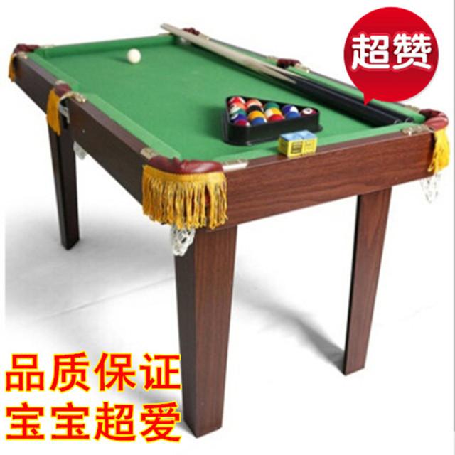 皇冠儿童台球 环保材质 益智儿童玩具  93CMx52CMx52CM