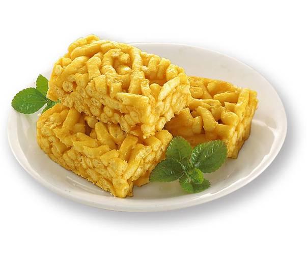 土特产-沙琪玛  新型休闲健康食品